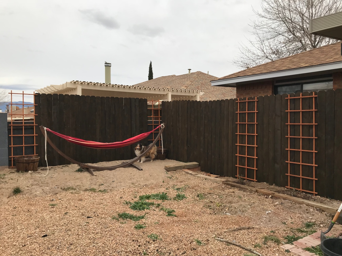 hammock corner beginning 1